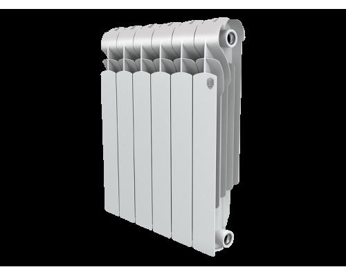 Радиатор алюминиевый Royal Thermo  Indigo 500 секции 12