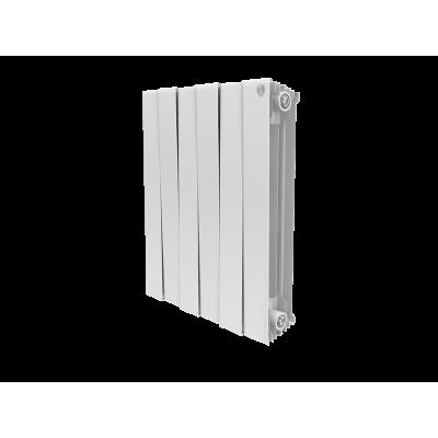 Радиатор биметалл Royal Thermo PianoForte Bianco Traffico 500 секции 8