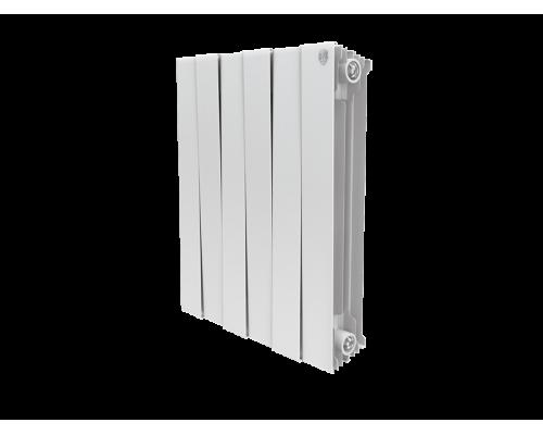 Радиатор биметалл Royal Thermo PianoForte Bianco Traffico 500 секции 12