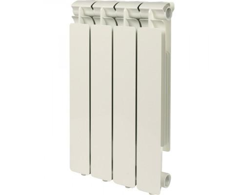 Радиатор алюминиевый  Stout Bravo 500 секции 10