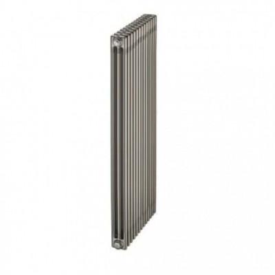 Радиатор трубчатый Zehnder Charleston 2180/4 cекций  цвет TechnolineTL RAL 0325  боковое подключение