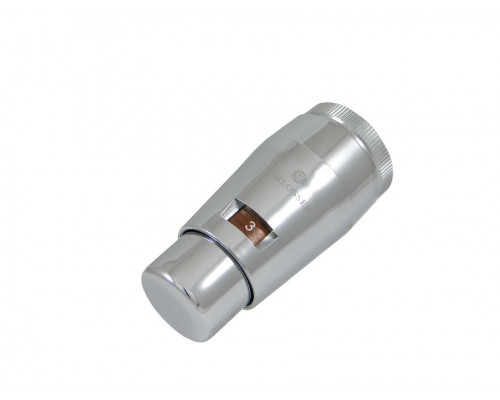 Термостатическая головка MINI M30x1,5 Хром