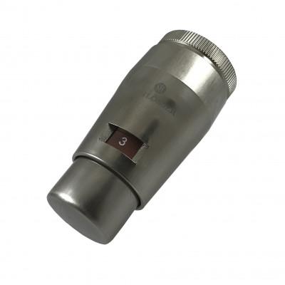 Термостатическая головка MINI M30x1,5 Сталь