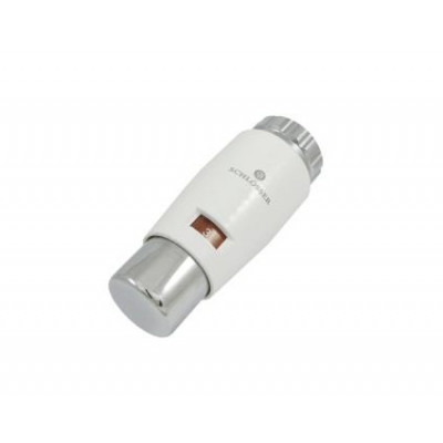 Головка термостатическая MINI, белый-хром, DZ
