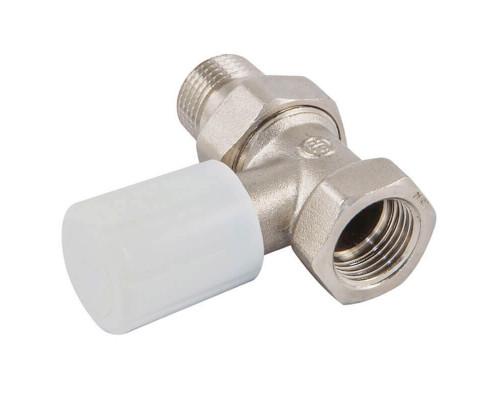 Ручной терморегулирующий вентиль Standard с  муфтой, прямой, DN 15 1/2 GZ * 1/2 GW
