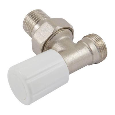 Ручной терморегулирующий вентиль Standard с наружной резьбой, угловой, DN 15 1/2 GZ * 1/2 GW