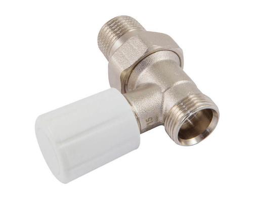 Ручной терморегулирующий вентиль Standard с наружной резьбой, прямой, DN 15 1/2 GZ * 1/2 GW