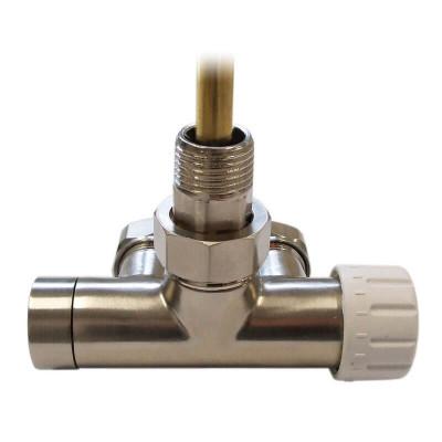 Узел подключения DUO-PLEX DN 15 GZ 1/2xM22 x1,5 прямой, сталь