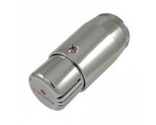Термостатическая головка MINI Diamant M30x1,5 Хром