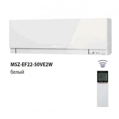 Design Inverter MSZ-EF35VE2W/MUZ-EF35VE цв.белый 3.5/4.0 (35м2)