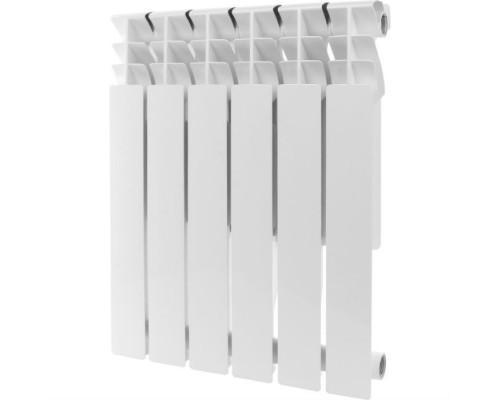Радиатор алюминиевый Rommer Plus 500 10 секций (~1400Вт)
