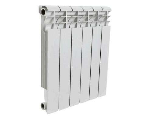 Радиатор биметаллический   Rommer Profi BM 350 секции 4