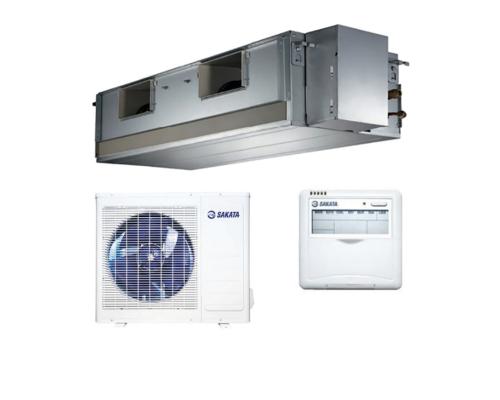 кондиционер Sakata канальный высоконапорный серии SemiPRO SIB-200DBV/SOB-200YA
