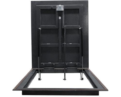Напольный люк  Стелс   в подвал и погреб (без утепления) 500*1000