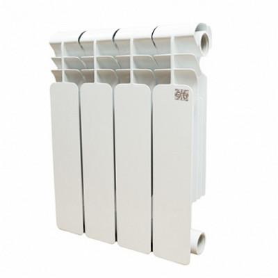 Биметаллический радиатор STI 500 80 4 секций